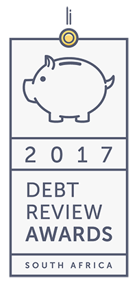 Debt Review Awards 2017 logo