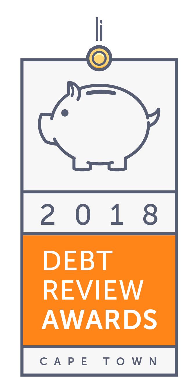 Debt Review Awards 2018 Digital logo
